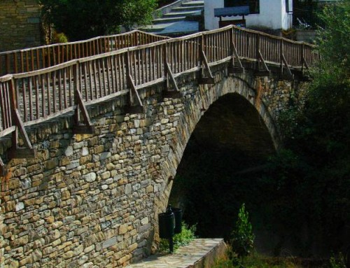 Πετρογέφυρα Επταχωρίου