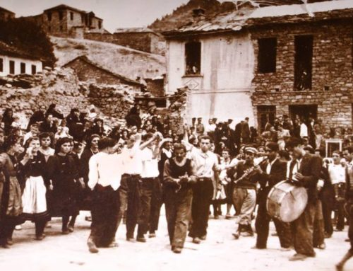 Η ΚΑΤΟΧΗ στο Επταχώρι (1941 – 1944). ΤΟ ΚΑΨΙΜΟ (Ιούλιος '44).